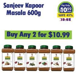 Buy Any 2 Sanjeev Kapoor 600g Masala for 10.99