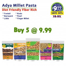 Buy Any 5 Millet Pasta 200g for $9.99