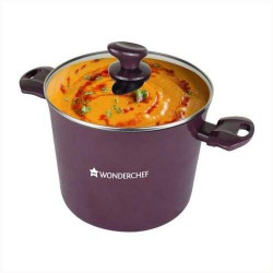 24cm Everest Casserole with Lid 8L Wonderchef