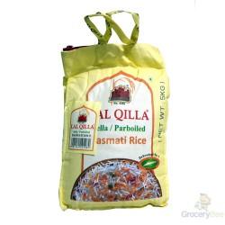 Lal Qilla Sela Parboiled / Basmati Rice  5Kg