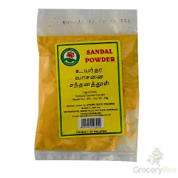 Sandalwood Powder Lotus 50g
