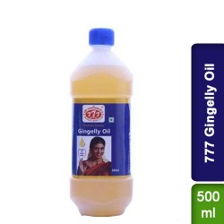 777 Gingelly Oil 500ml
