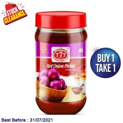777 Hot Onion Pickle Clearance Sale