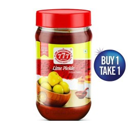 777 Lime Pickle