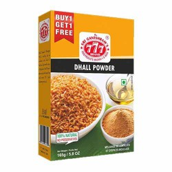 777 Spiced Dhal Rice Powder