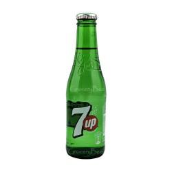 7 Up Bottle