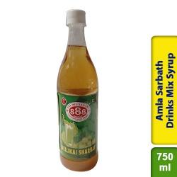 888 Amla Sarbath Sharbat Drinks Mix Syrup 750ml