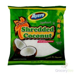 Shredded Coconut Frozen 400g