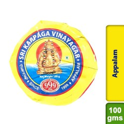 999 Appalam South Indian Papad No 6
