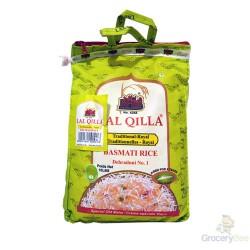 Lal Qilla Basmati Rice 5Kg