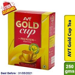 AVT Gold Cup Tea 250g Clearance Sale