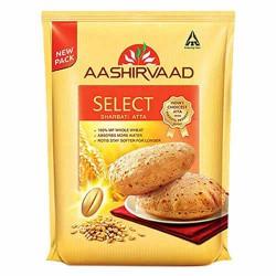 Aashirvaad Select Sharbati Chakki Atta 10kg