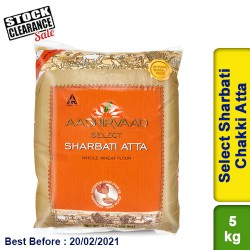 Aashirvaad Select Sharbati Chakki Atta Clearance Sale