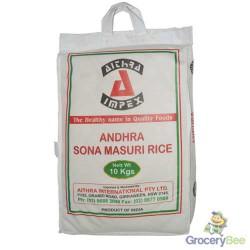 Aithra Sona Masoori Rice 10kg