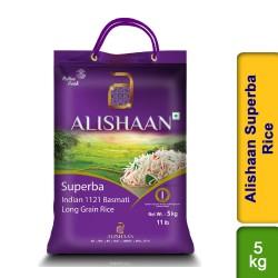 Alishaan Superba Rice 5kg