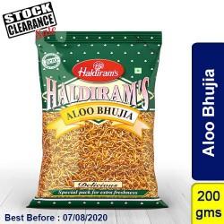 Aloo Bhujia Spicy Haldirams 200g Clearance Sale