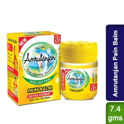 Amrutanjan Ayurvedic Pain Balm Aromatic Head Ache Remedy