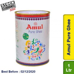 Amul Pure Ghee 1 Ltr Clearance Sale
