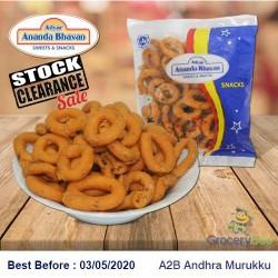 Andhra Murukku A2B Clearance Sale