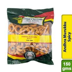 Andhra Murukku Spicy Grand Chettynadu Snacks