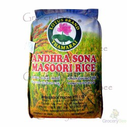 Andhra Sona Masoori Rice 20Kg