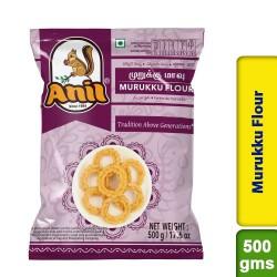 Anil  Murukku Savory Snack Flour Dough Traditional