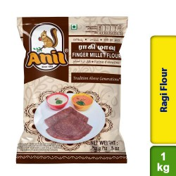 Anil Ragi Nachani Finger Millet Raagi Flour