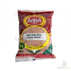 Anna Red Raw Rice 1Kg