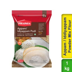 Appam / Iddiyappam Podi Powder Mix Flour Nirapara