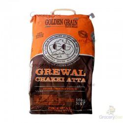 Atta Grewal Chakki Wheat Flour 10Kg