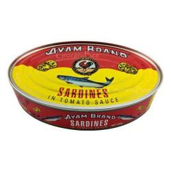 Ayam Sardines in Tomato Sauce