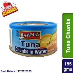 Ayam Tuna Chunks Clearance Sale