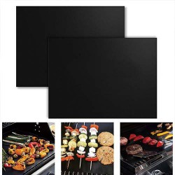 BBQ Grill Mat Teflon Barbecue Baking Liners PTFE Non Stick