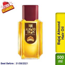 Bajaj Almond Hair Oil Clearance Sale