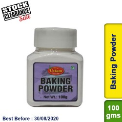 Baking Powder Clearance Sale