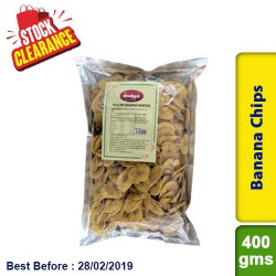Banana Chips - Clearance