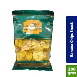 Banana Chips Snack Spicy