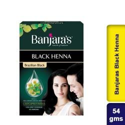 Banjaras Black Henna 54g