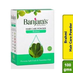 Banjaras Brahmi Hair Care Powder 100gms