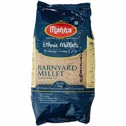 Barnyard Jhangora Kuthiravaali Millet 1kg