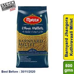 Barnyard Jhangora Kuthiravaali Millet Clearance Sale