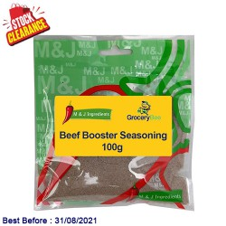 Beef Booster Seasoning 100g Clearance Sale