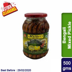 Bengali Mixed Pickle Clearance Sale