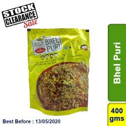 Bhel Puri Haldirams 400g Clearance Sale