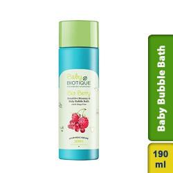 Biotique Bio Berry Mommy & Baby Bubble Bath 190ml