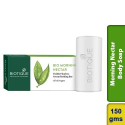 Biotique Bio Morning Nectar Flawless Cream Bathing Bar 150g
