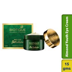 Biotique Bxl Cellular Almond Youth Eye Cream 15g