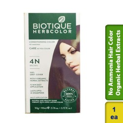 Biotique Herbcolor Conditioning No Ammonia Hair Color with 9 Organic Herbal Extracts