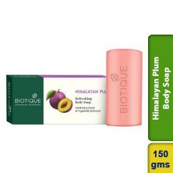 Biotique Himalayan Plum Refreshing Body Soap 150g