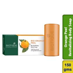 Biotique Orange Peel Revitalizing Body Soap 150g
